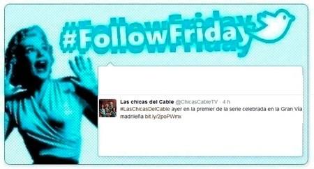 #FollowFriday de Poprosa: El estreno de Las Chicas del Cable lo peta en Instagram
