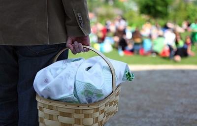 Recetas con la cesta de la compra incorporada. Una buena idea