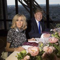Reebok tiene la mejor respuesta al comentario sexista de Trump sobre Brigitte Macron