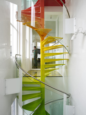 Foto de Una buena idea: una escalera arcoíris (7/7)