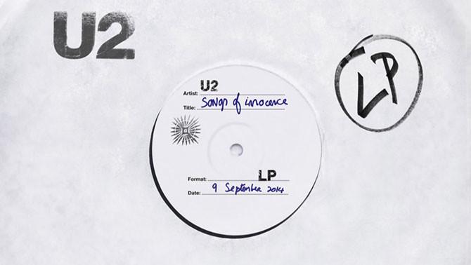 Songs of Innocence, el nuevo álbum de U2, gratuito en exclusiva para todos los usuarios de iTunes