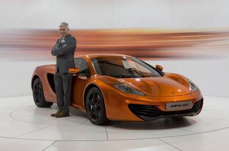 Frank Stephenson, creador de coches míticos