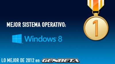 Lo mejor de 2012: el mejor sistema operativo