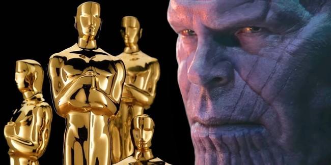 Oscars Thanos