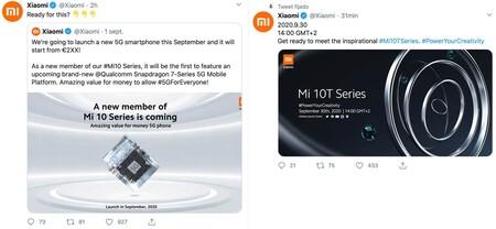Xiaomi Mi 10t 2