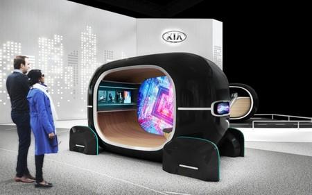 Un coche que lee tus emociones: Kia vive al límite y ya vislumbra la era de la conducción post-autónoma