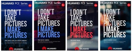 Triple cámara y hasta 40 megapíxeles, así querría Huawei ofrecer la mejor cámara en un smartphone en 2018