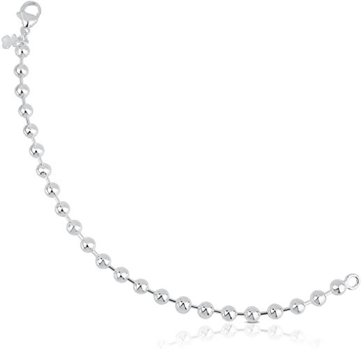 Pulsera TOUS Bracelets en plata de primera ley. Largo: 18 cm