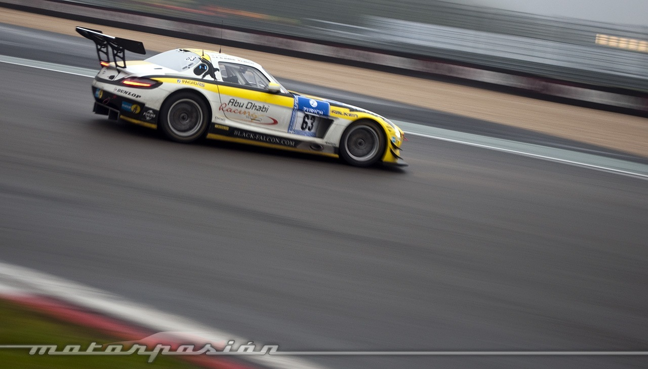 Foto de La increíble experiencia de las 24 Horas de Nürburgring (17/114)