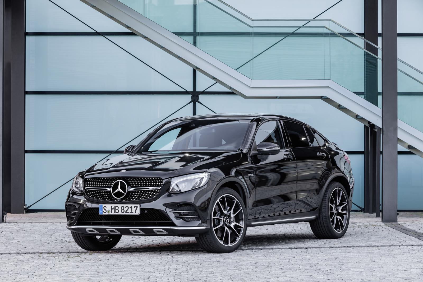 Foto de Mercedes-AMG GLC 43 4MATIC Coupé (10/24)