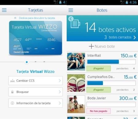 Wizzo, el monedero virtual de BBVA para mover dinero entre nuestros amigos