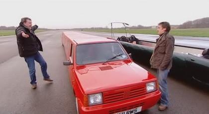 Top Gear y el desafío de las limusinas hechas a partir de coches de calle