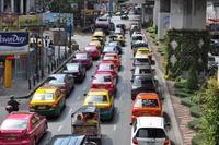 Cómo llegar desde el aeropuerto al centro de Bangkok