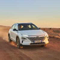 Un piloto de rally consigue estirar la autonomía del Hyundai Nexo... ¡hasta los 887 km solo con hidrógeno!