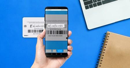 Este teclado para iOS y Android te permite escanear texto en vez de teclearlo