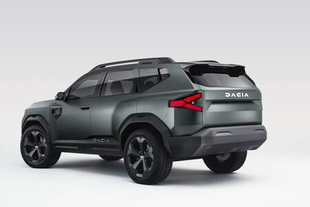 Dacia Bigster Concept 5