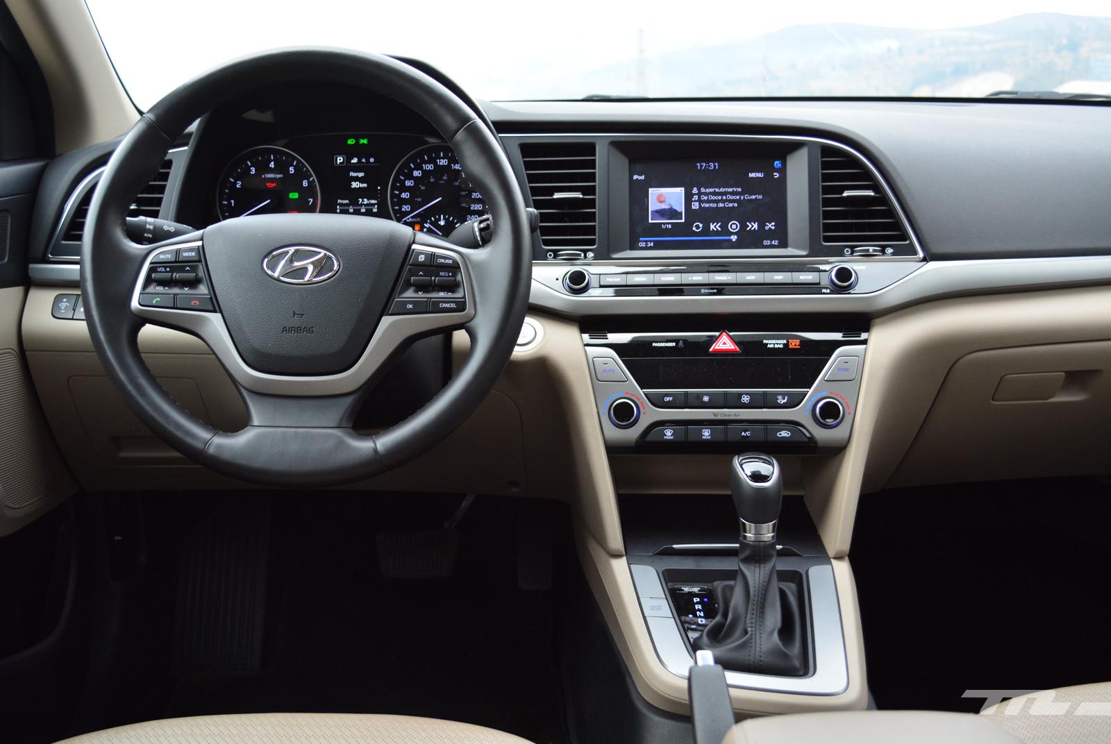 Foto de Hyundai Elantra (Prueba) (8/19)