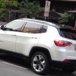 El nuevo Jeep Compass se deja ver en Brasil sin camuflaje