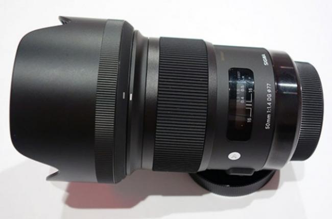 Sigma lanzará su nuevo y ambicioso objetivo de 50 mm f/1.4 a un precio atractivo