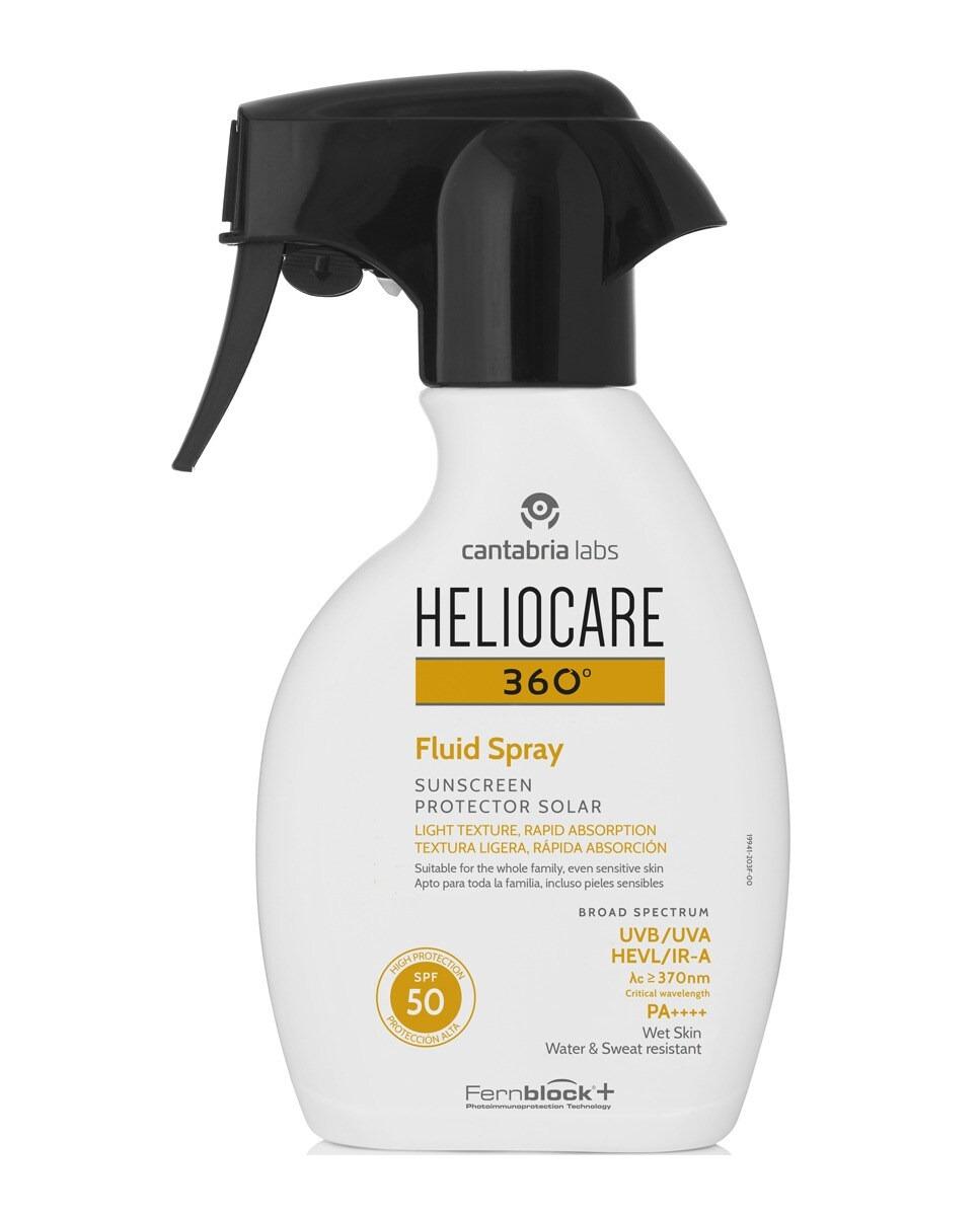 Spray Protector Solar 360º Fluid SPF50 250 Ml Heliocare