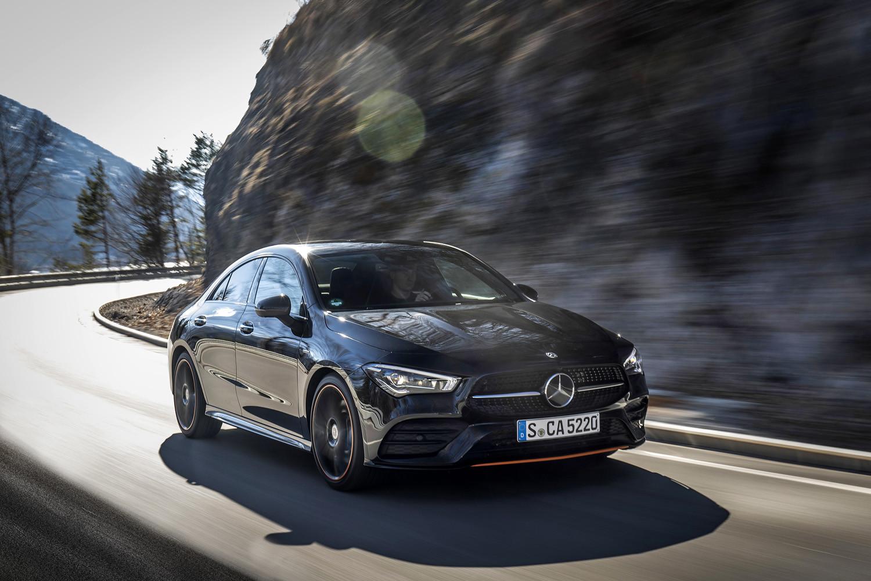 Foto de Mercedes-Benz CLA Coupé 2019, toma de contacto (182/248)