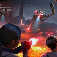 La experiencia de Star Wars en realidad virtual llega a los parques Disney este 2017 y ya tenemos el primer tráiler