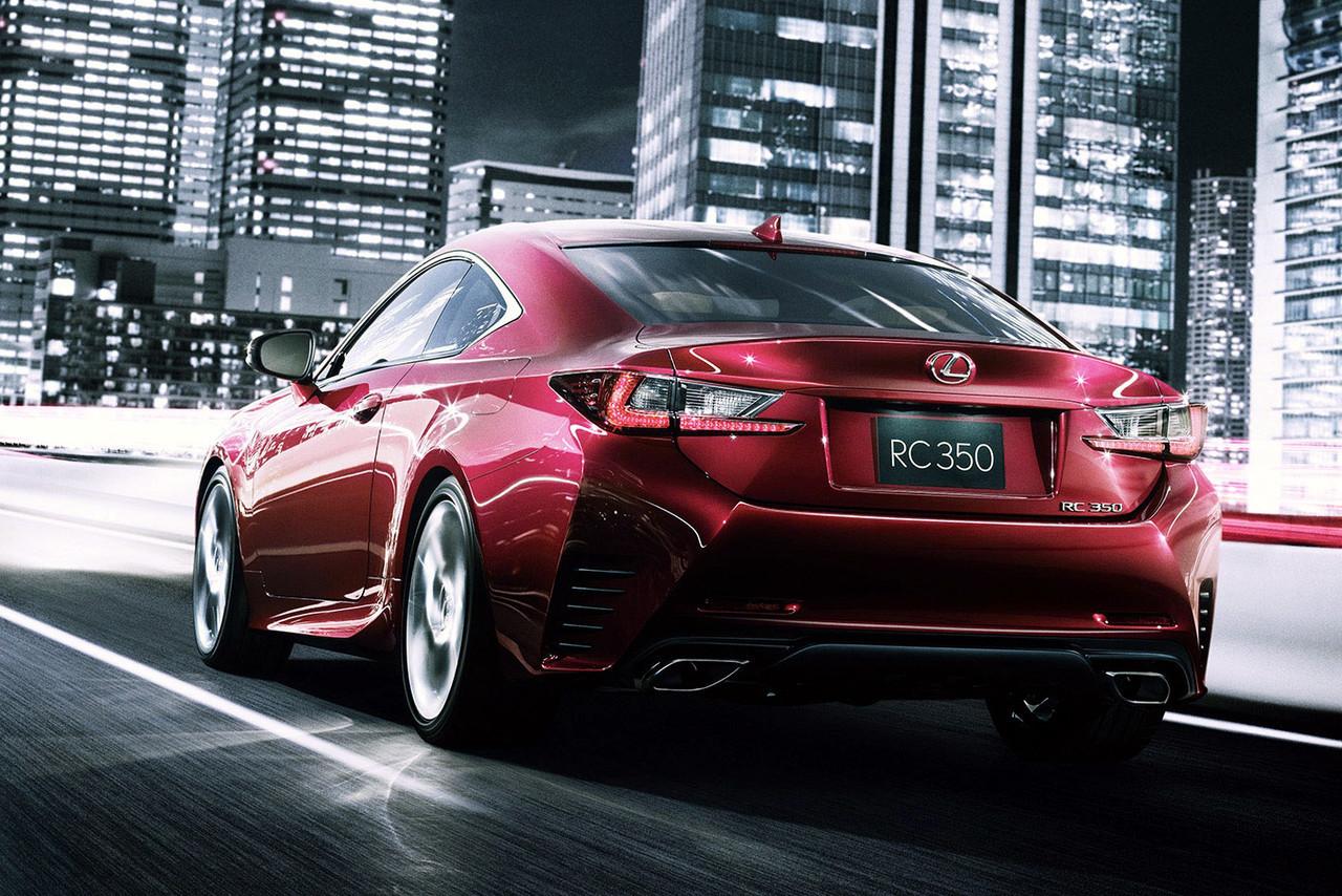 Foto de Lexus RC (primeras imágenes) (6/8)