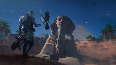 Assassin's Creed: Origins ofrecerá un mapa tan vasto como el visto en Black Flag