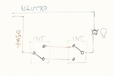Interruptor conmutado 1