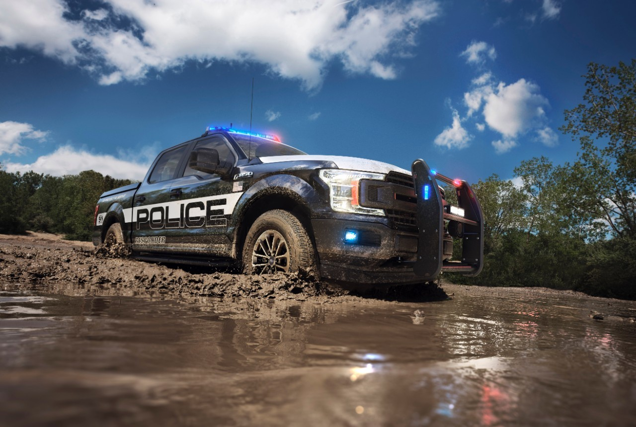 Foto de Ford F-150 Police Responder (4/9)
