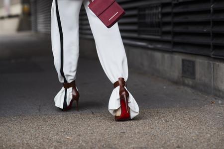 Los bajos (del pantalón) están de moda