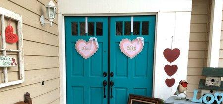 Siete ideas rápidas DIY para decorar en San Valentín