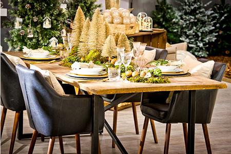 Corte Inglés decoración navideña