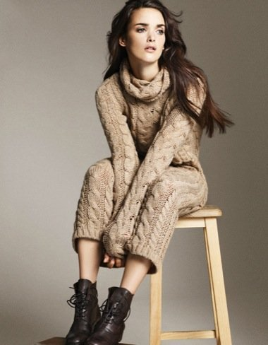 Los 10 mejores vestidos de Zara Otoño-Invierno 2010/2011: todas las tendencias de moda