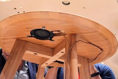 Furniqi Wireless Charging Table 5
