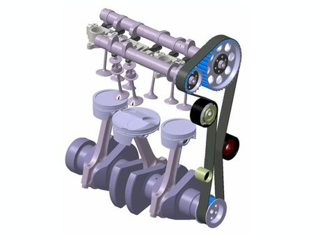 Motor 0.7 Ilmor