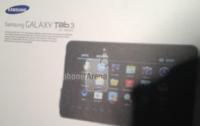Una de las nuevas Samsung Galaxy Tab 3 se filtra en imágenes antes del MWC 2013