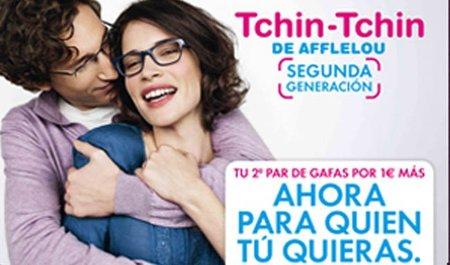 Tchin-Tchin, segundo par de gafas a un euro