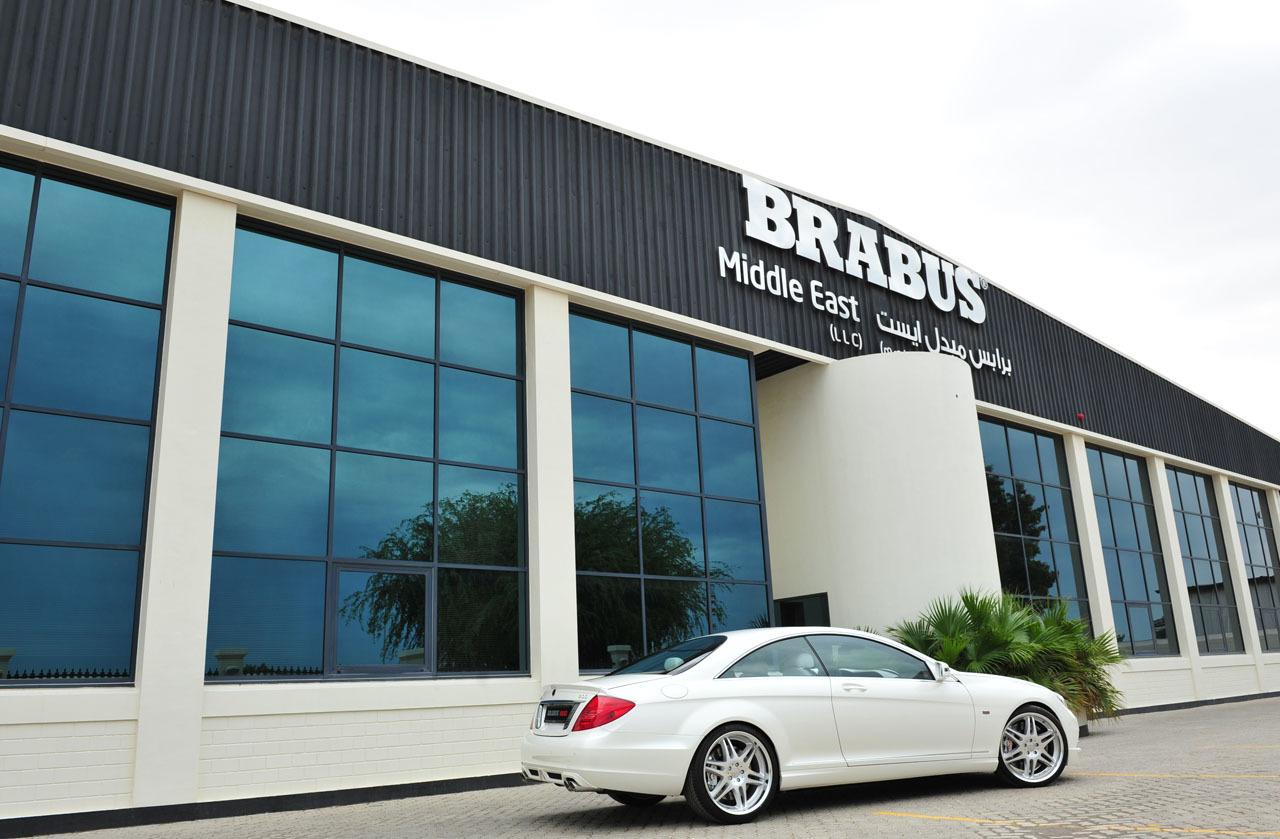 Foto de Brabus 800 Coupé (13/15)