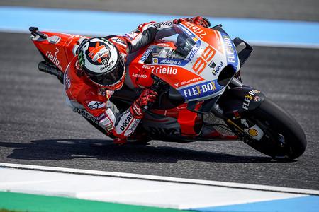 Jorge Lorenzo vuelve para el GP de Malasia: Probará sus sensaciones sobre la Ducati en la FP1