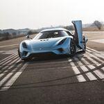 ¡Nuevo rey de velocidad a la vista! El Koenigsegg Regera logra una nueva marca en la pista