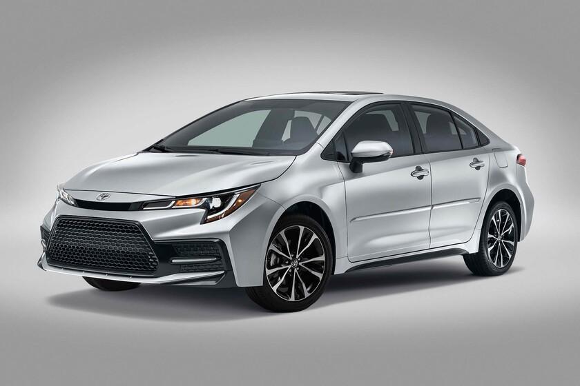 Toyota Corolla 2022 actualiza su gama en México, agregando una nueva versión