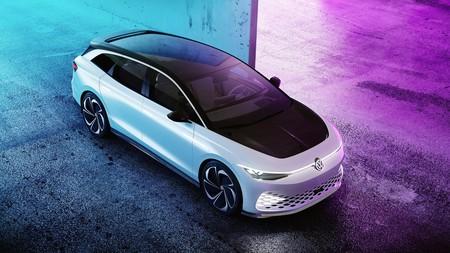 Volkswagen Id Space Vizzion Concept 18