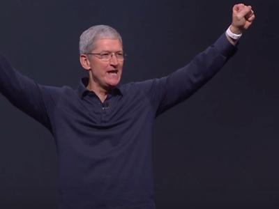 Que siga la fiesta: Apple pulveriza récords con máximos en bolsa