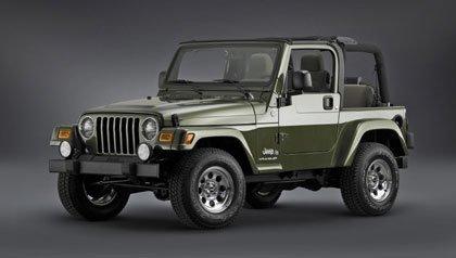 Jeep Wrangler 65 Aniversario, precios en España