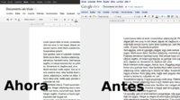 Google Docs aplica el nuevo diseño a la interfaz de edición