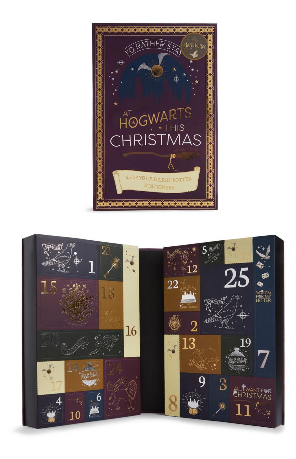 Calendario de Harry Potter