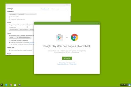 Casi dos millones de apps Android pronto llegarán a ChromeOS