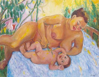 Maternidad slow