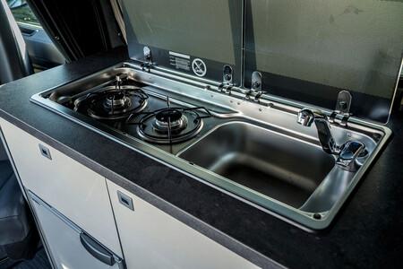 Opel Vivaro camper Wellhouse Leisure